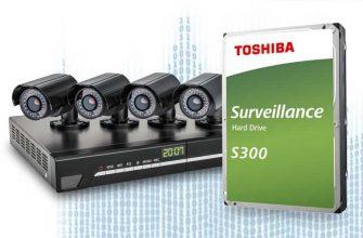 Обзор и тест жесткого диска Toshiba Surveillance S300: для видеонаблюдения и не только